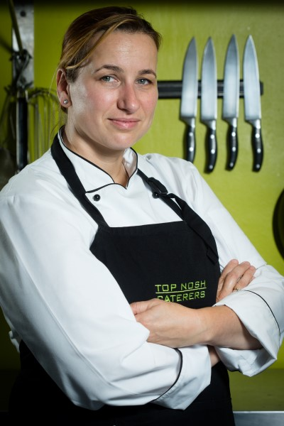 Chef Nadin Pospec